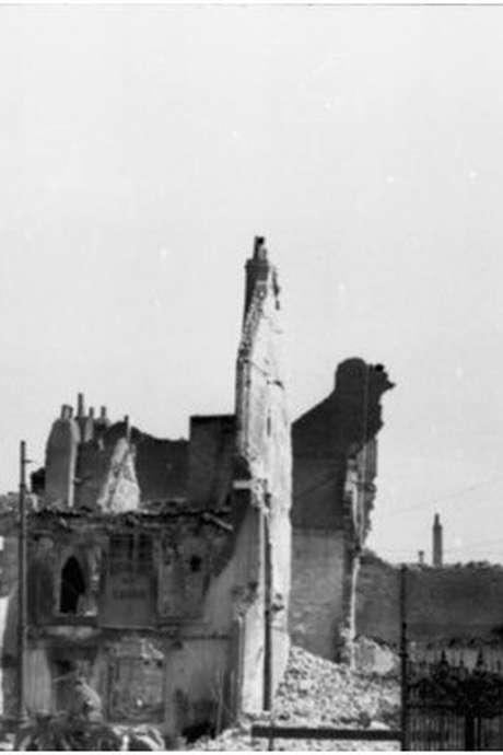 """Conférence : """"Deux sièges pour une guerre : Calais dans la Deuxième Guerre mondiale"""""""