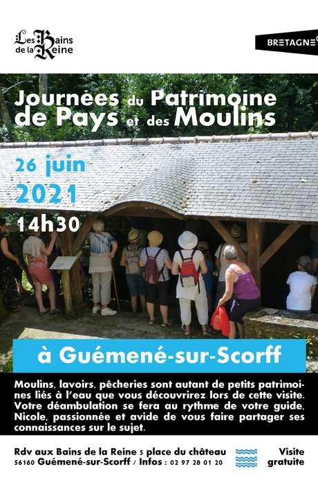 """Journée de Pays et des Moulins au Musée """"Les Bains de la Reine"""""""