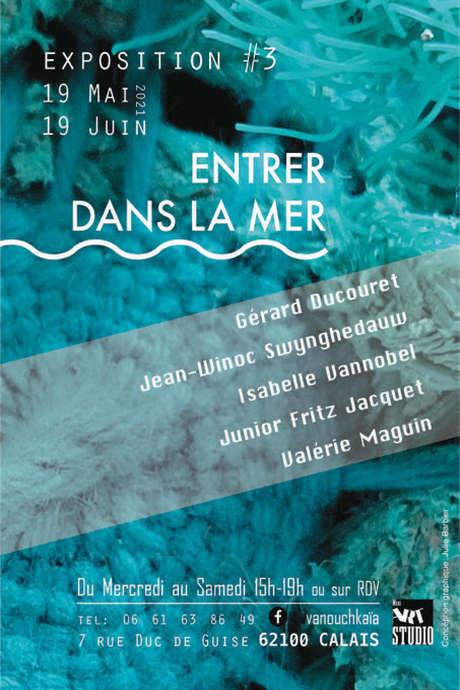 Exposition : Entrez dans la mer