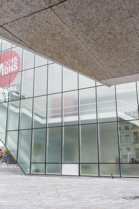 Visite guidée: Mons, architecture du XXIème et intégration en ville
