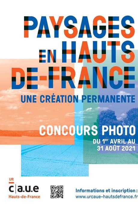 """Concours photo """"Paysages en Hauts-de-France, une création permanente"""""""