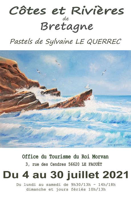 """Exposition """"Côtes et Rivières de Bretagne"""" - Sylvaine Le Querrec"""