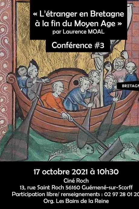 « L'étranger en Bretagne à la fin du Moyen Âge »