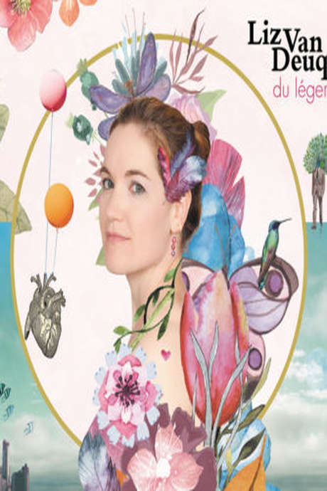 Concert pop Liz Van Deuq - NOUVEAU