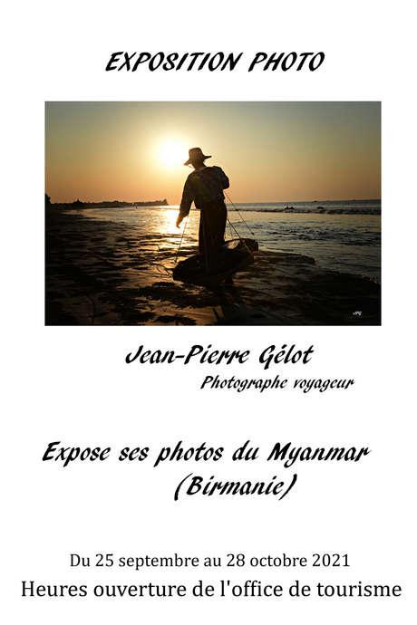 Exposition photos de Jean-Pierre Gélot - Le Faouët