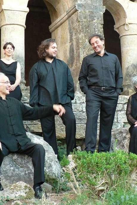 Ensemble Gilles Binchois « Mon souverain désir »