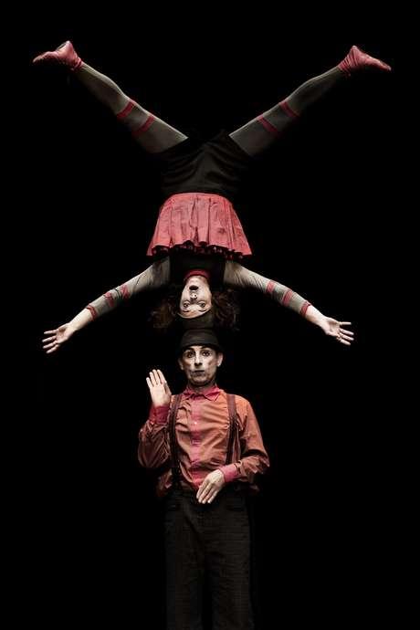Clown, mimes et acrobates : Oh Oh