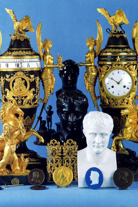 Napoléon et Joséphine, protecteurs des Arts