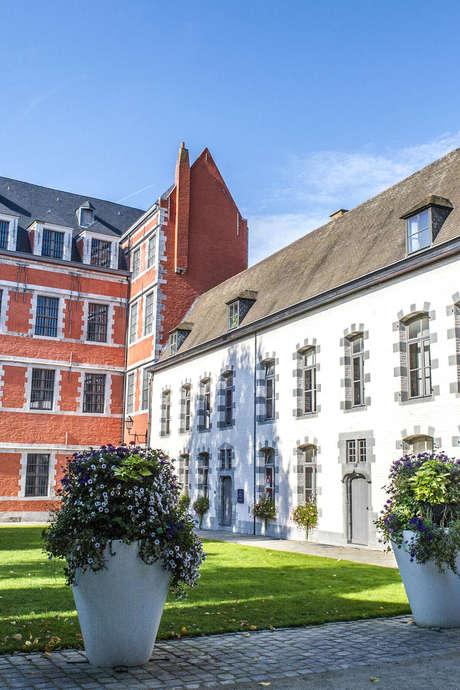 Visite guidée: Grand-Place & Jardin du Mayeur