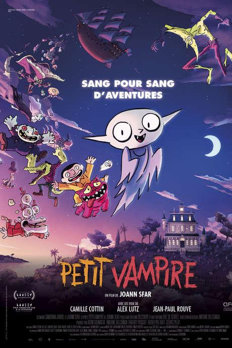 Séance spéciale Halloween - Petit vampire
