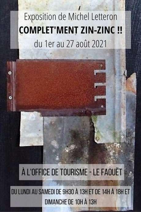 Exposition de Michel Letteron