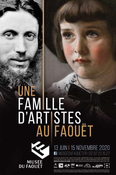 « Les Le Leuxhe, une famille implantée au Faouët »