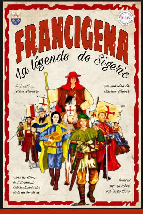 Francigena : La légende de Sigeric