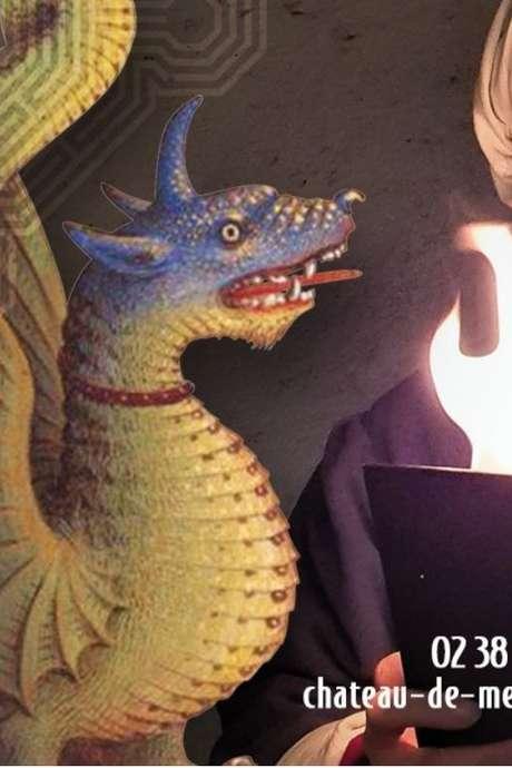 Chasse au trésor Un dragon au château