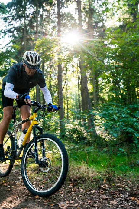 Balade Vhello - Bois et forêts (73 km)