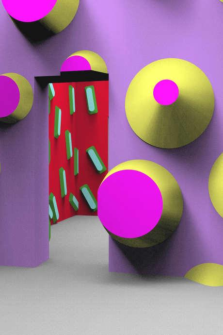 Exposition Déranger les murs de Nicolas Guiet - LABANQUE