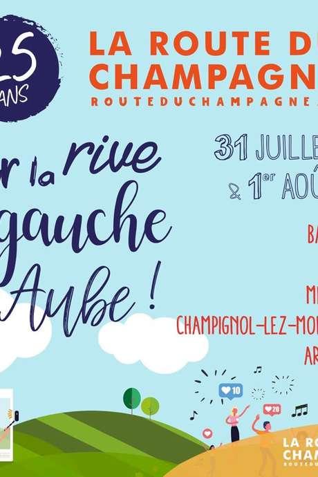 La Route du Champagne en Fête 2021 !