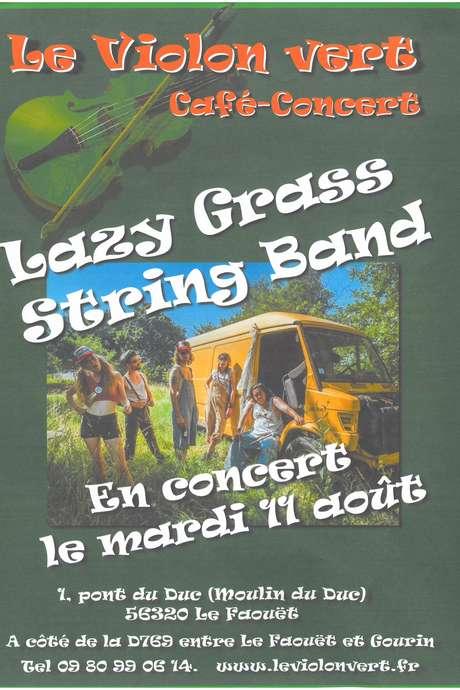 Lazy Grass String Band