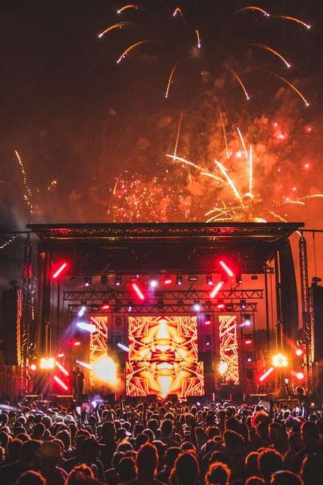 Le Festival Electro Alchimie au château de Vaux