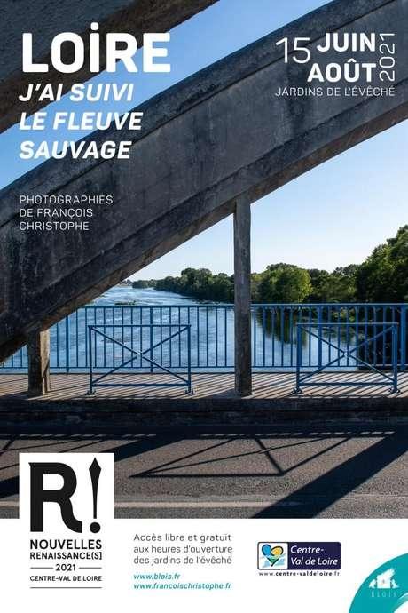 Exposition : « Loire – J'ai suivi le fleuve sauvage »