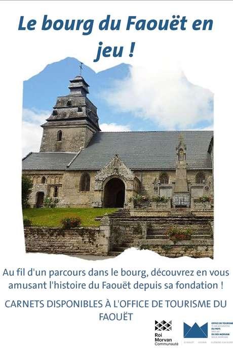 Le bourg du Faouët en jeu !
