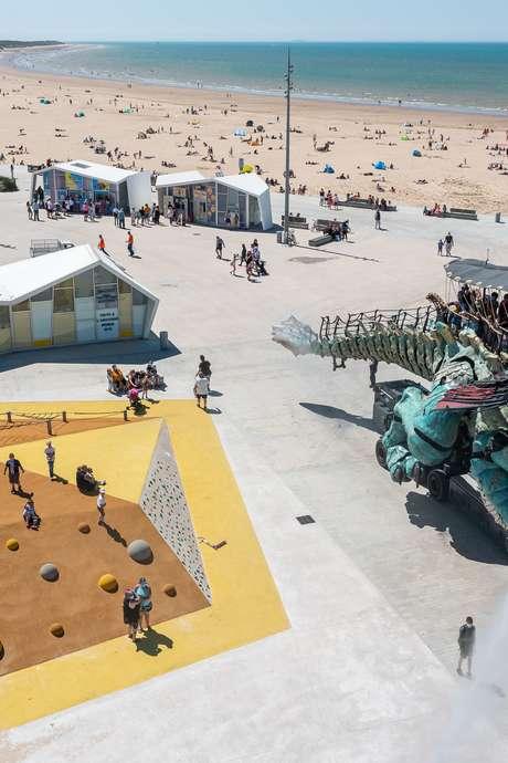Visite guidée - Calais plage... d'hier à aujourd'hui