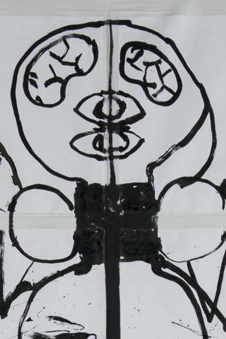 Atelier Baz'Art - Dessin automatique.