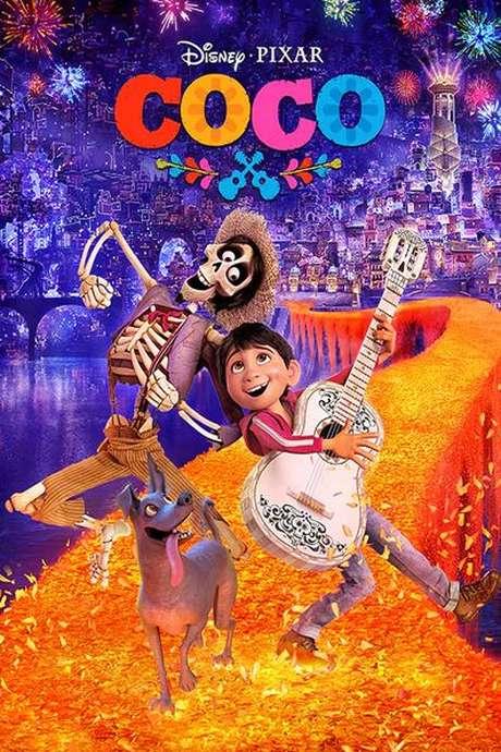 Cinéma en plein air: Coco
