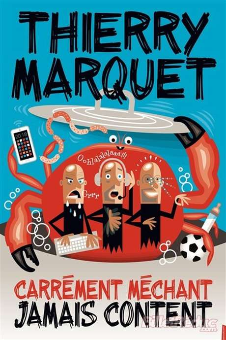 Le Troyes Fois Plus - Thierry Marquet