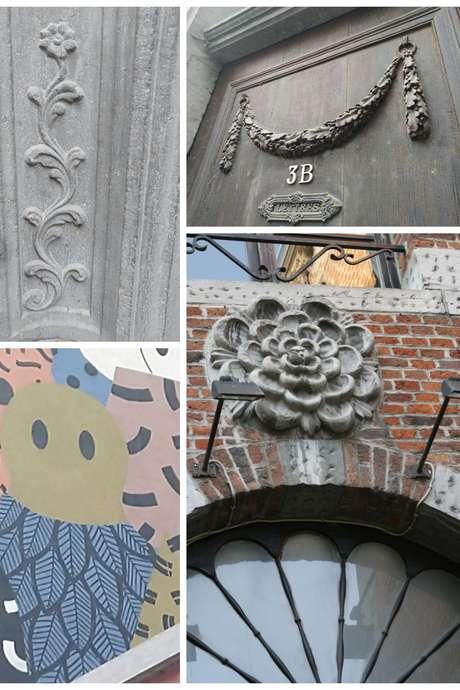 Journées du Patrimoine: CIRCUIT L'ART VEGETAL DANS L'ARCHITECTURE DU CENTRE HISTORIQUE DE MONS