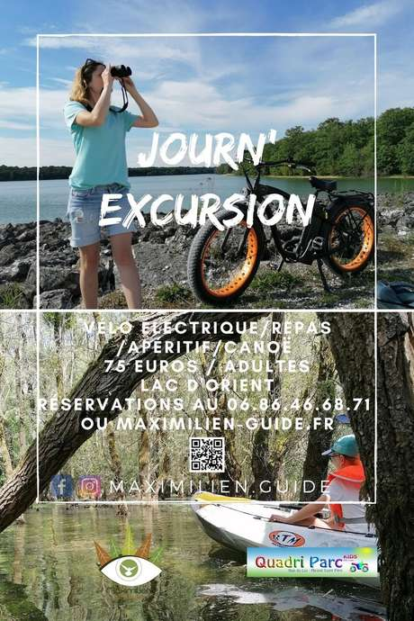 Journ' Excursion en Forêt d'Orient