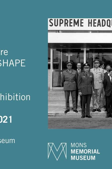 Exposition 70e anniversaire de la création du SHAPE