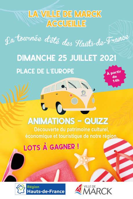 La tournée d'été des Hauts-de-France