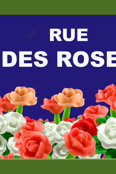 RICHARD UNGLIK et Les Créateurs de Bonheurs – RUE DES ROSES