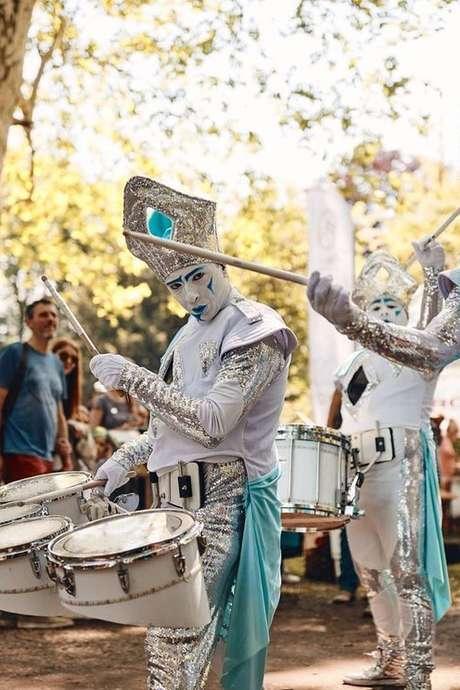 Galaxy Drums