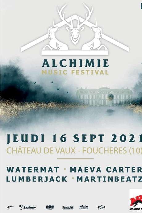 Alchimie Music Festival au château de Vaux