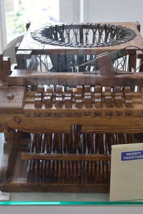 Musée de la Machine à Écrire et à Calculer