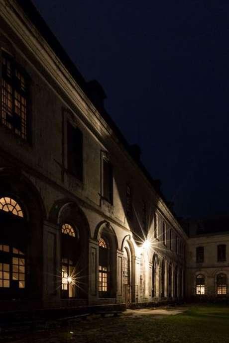 Visite nocturne de l'Abbaye de Clairvaux