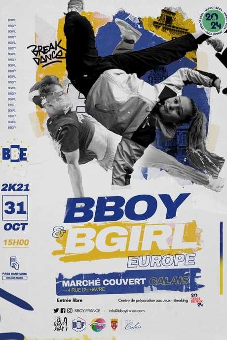 Bboy-Bgirl Europe