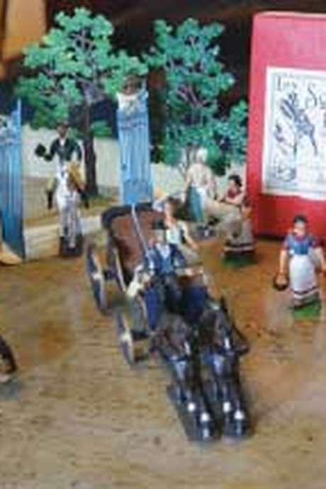 Exposition Soldats et figurines en plomb racontent l'Histoire (confirmé)