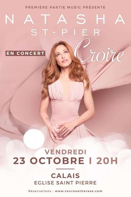 Concert : Natasha St-Pier