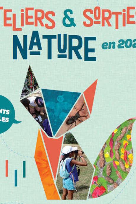 Ateliers et Sorties Nature pour les Vacances de la Toussaint