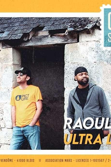 Concert : Raoul Jazz Clan + Ultra Light Blazer