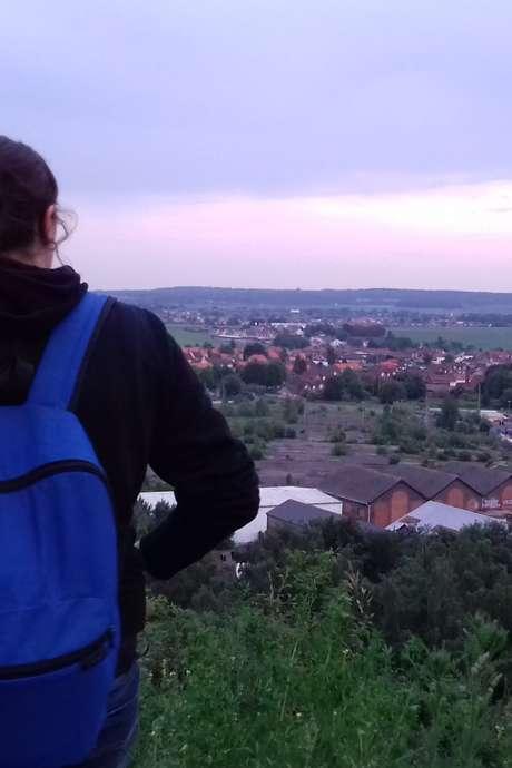 Balade nature au crépuscule avec Benoît