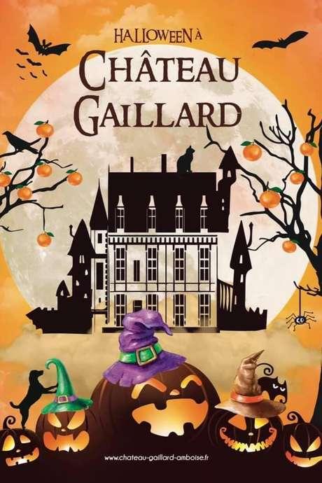 Halloween à Château-Gaillard