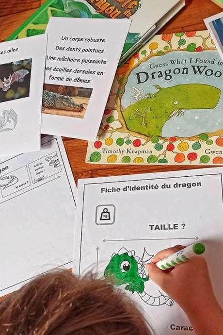 Atelier - Découverte : Dessine-moi un dragon