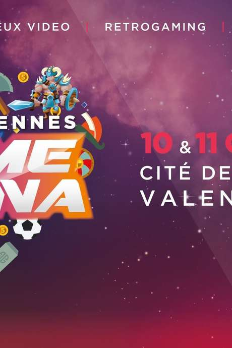 Valenciennes Game Arena 2020 (REPORT)