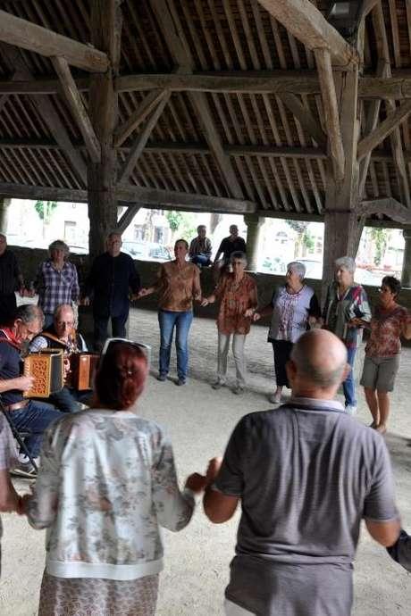 Initiations à la danse bretonne