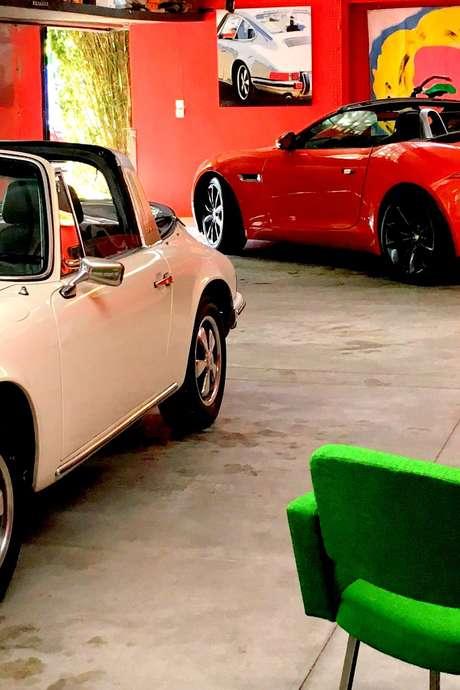 Balade en voiture de collection Villesavin à Chambord