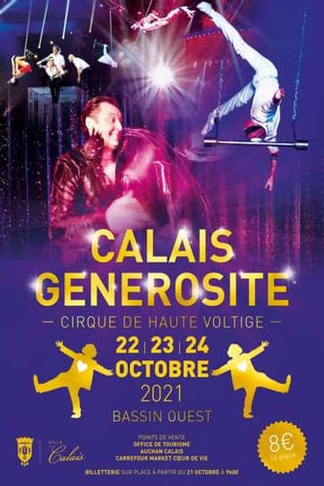 Calais Générosité 2021
